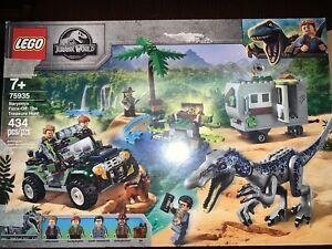 Jurassic Park World LEGO 75935 Missing Pieces READ