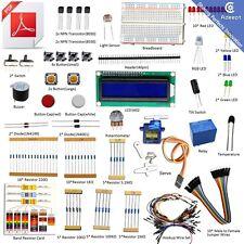 Adeept New Project 1602 LCD Starter Kit For Arduino UNO R3 Mega 2560 Nano Servo