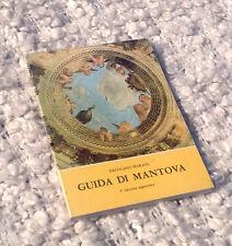 MARANI Ercolano, Guida di Mantova, 1987, Rinaldo Cagnata.