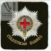Lancashire Embroidery Coldstream Guards Blazer Badge