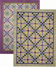 Spring Melody quilt pattern by Lehmann quilting