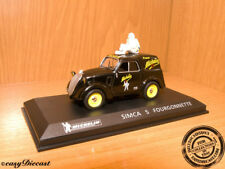 SIMCA 5 FOURGONNETTE MICHELIN 1:43 MINT!!!