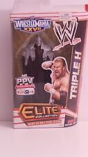 WWE TRIPLE H WRESTLE MANIA XXV11 ELITE COLLECTION ACTION FIGURE