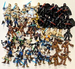 CHOOSE: 2011 Star Wars Galactic Heroes Figurine * Combine Shipping!