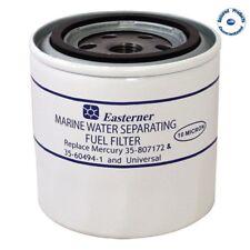Easterner Water Separator Fuel Filter - Merc 35-807172 & 35-60494-1 & Universal