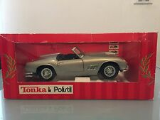 1:16 POLISTIL TONKA FERRARI CALIFORNIA  old rare politoys model no 1/18