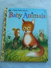 A Little Golden Book: Baby Animals (1977)