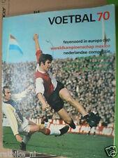 1970 VOETBAL 70,SOCCER,FOOTBALL,HANEGEM,FEYENOORD,MILAN,WARSCHAU,WK MEXICO,BRAZI