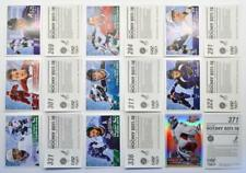 2011-12 Panini NHL Hockey Stickers (#272-376) Pick a Player Sticker