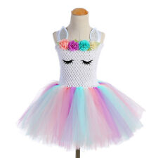 Unicorn Tutu Dress for Girls , Unicorn Costume Outfit