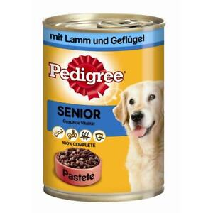 Pedigree Dose Senior Lamm & Geflügel 24 x 400g (4,36€/kg)