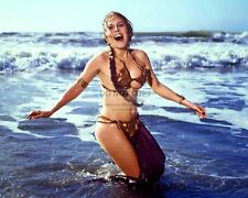 ACTRESS CARRIE FISHER PRINCESS LEIA STAR WARS - 8X10 PUBLICITY PHOTO (FB-158)