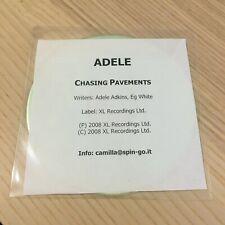 Adele - Chasing Pavements - CD Single PROMO - XL Recordings 2008 Italy - RARE!!