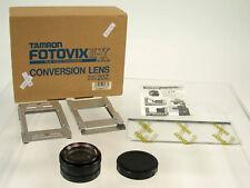 TAMRON Fotovix Conversion Kit 22Z 22 Z 6x6 6x7 6x8 NIB NEU /16