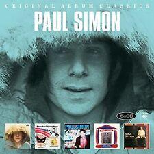 Paul Simon - Original Album Classics [New CD] Holland - Import