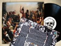 Jamie T Trick + Inner LP Tinfoil Boy Tescoland Virgin EMI V 3157 2016 NM/NM