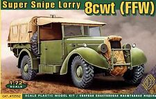 ACE 1/72 72552 WWII British Super Snipe Lorry 8cwt (FFW)