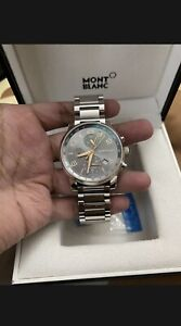 Montblanc Timewalker 18k Rose Gold Hand watch automatic