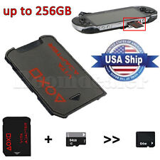 2018 V3.0 SD2VITA PSVSD Adapter for PS Vita Henkaku 3.60 Micro SD Memory Card