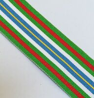 Op Grittock Ebola West Africa Full Size Medal Ribbon, Military, Mounting