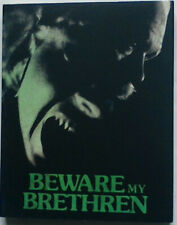 Beware My Brethren (Blu/DVD) + Limited Edition slipcover NEW
