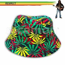 Cannabis Foglia Ganja Hawaii Cjamaica Bahamas 100% Cotton Sacca Cappello  1sz Fit 75574eed962f