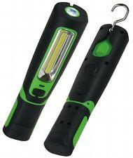 LED Arbeitsleuchte Stableuchte 3W COB LEDs Ladestation Akku Magnethalter 270lm