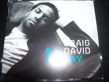 Craig David – All The Way Australian CD Single – New