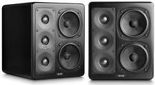 M&K Sound Miller & Kreisel S-150 III | Black | Left Center Right | Ships World