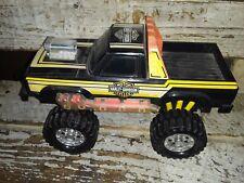 1991 Buddy L HARLEY DAVIDSON STROBE 4X4  REV ENGINE TRUCK