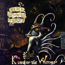 CD KING OF THE WITCHES BLACK WIDOW TRIBUTE Nuovo Sigillato