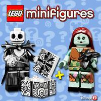 LEGO Minifigures Disney #71024 - Jack Skellington + Sally - 100% NEW / NEUF