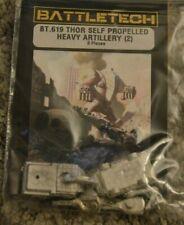 BATTLETECH RAL PARTHA Miniature BT 619 THOR SELF PROP HVY ARTILLERY TR 2750 3050