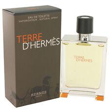 Terre D'hermes Cologne By HERMES FOR MEN 3.4 oz Eau De Toilette Spray