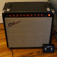 Silkyn SUPER 50 Tube Amp with NO GRAPHICS, includes footswitch