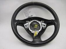 STEERING WHEEL Volkswagen Golf 2003 03 BLACK 590371