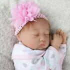 Realistic Reborn Baby Doll Lifelike Soft Silicone Vinyl Newborn Girl Dolls XMAS