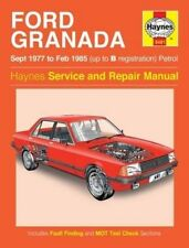 FORD GRANADA (`77 TO `85)  BOOK NEW