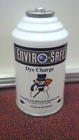 Refrigerant Dye Charge, FIND THAT LEAK NOW, Compatible w/Mineral, Ester-PAG