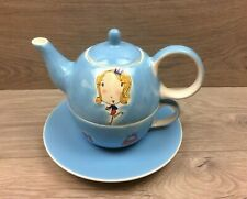 Whittard of Chelsea Tea for One Teapot, Cup and Saucer  - The Shoe Queen By Beth