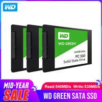Western Digital WD SSD GREEN PC 120GB Internal Solid State Drive Disk SATAIII