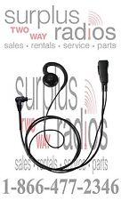 Pryme Lmc-1Gh-M8 Lapel Mic G Style Ptt Earpiece Motorola Sl7550 Sl7580 Sl7590