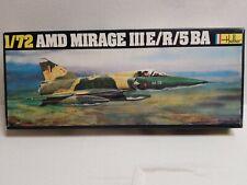 Vintage Heller 1/72 Dassault Mirage III