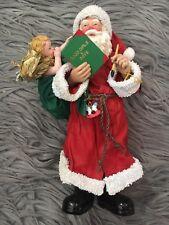 Possible Dreams Clothtique Cherub Angel Whispers Good Girls & Boys to Santa Box