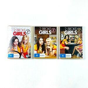 2 Broke Girls DVD Series Seasons 1 - 3