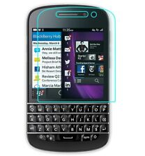 For BLACKBERRY Q20 / CLASSIC FULL COVER TEMPERED GLASS SCREEN PROTECTOR GENUIN