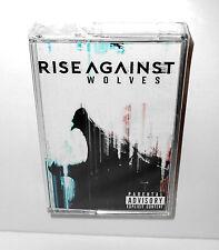 RISE AGAINST wolves CASSETTE , STILL FACTORY SEALED / NEW