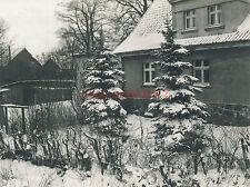 Foto, Flug Ausbildung Regt. 53, Haus in Neuhausen, Ostpreussen (N)1187