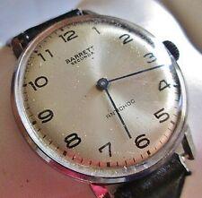 Orologio vintage BARRETT Secunda da polso,mov.meccanico anni'70 funzionante