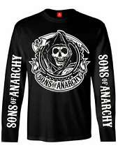 SOA Sons of Anarchy Shirt / Longsleeve - REAPER Logo